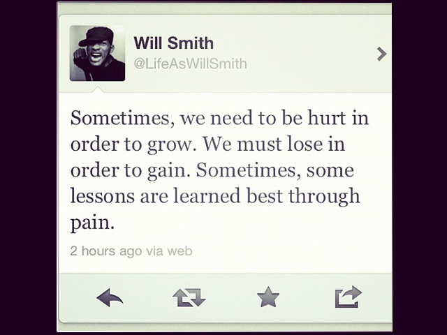 Well Said Will